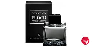 <b>Seduction in</b> Black <b>Antonio Banderas</b> cologne - a fragrance for men ...