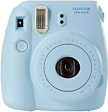 Fujifilm INSTAX Mini 8 Instant Camera (Blue ... - Amazon.com
