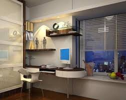 small and modern home study room ideas with white furniture awesome home study room