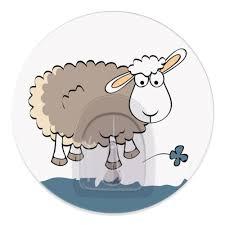 <b>Крючок Tatkraft FUNNY</b> SHEEP TELA (18693), <b>адгезивный</b> ...