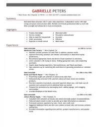 sales associate resume description   best resume examplecustomer service resume description receptionist resume description receptionist resume description  s associate resume sample