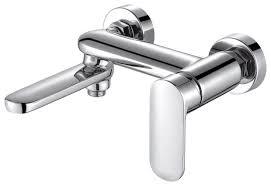 <b>Смеситель для ванны</b> с душем <b>Bravat</b> Opal F6125183CP-01 ...