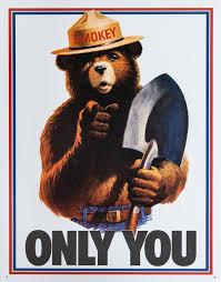 Медведь Смоки — Википедия