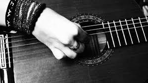 personal essay   a crying shamew  guitar hand