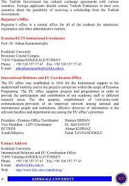 kırıkkale university general info pdf registrar s office registrar s office is a central office for all of the students for