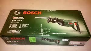 Обзор от покупателя на <b>Пила</b> сабельная <b>Bosch PSA 700</b> E (0.603 ...