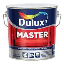 Эмаль универсальная полуматовая Dulux <b>Master 30</b> база <b>BW</b> 2,5 л