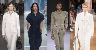 Demelza DeBurca style: Industrial boiler suit is the <b>new one</b>-<b>piece</b> ...