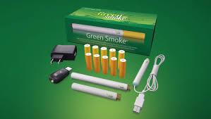 """"""" Green Smoke®, E-cigarette che permette di fumare in tutta sicurezza """""""