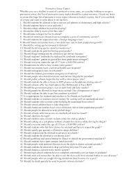 How to write a good high school application essay