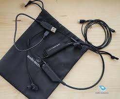 Обзор Bluetooth-гарнитуры <b>Audio</b>-<b>Technica ATH</b>-<b>ANC40BT</b>