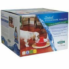 Собака фонтаны <b>воды PetSafe</b> | eBay