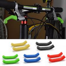 <b>1 pair</b> cycling motorbike mountain <b>bikes grips</b> bicycle handle grip ...