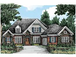 New American House Plan   Square Feet and Bedrooms from    New American House Plan   Square Feet and Bedrooms from Dream Home Source   House Plan Code DHSW