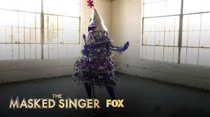 The Clues: Tree | Season 2 Ep. 1 | THE MASKED SINGER - YouTube