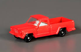 truck: Matchbox| Jeep <b>Gladiator</b>, No. 71 - Lesney Products Co ...
