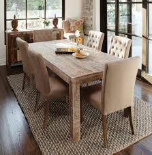 size dining room antique rustic