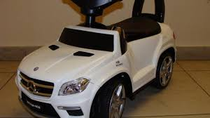 Обзор <b>Каталка</b> Толокар <b>Mercedes</b>-<b>Benz</b> GL 63 <b>AMG</b> A888AA ...