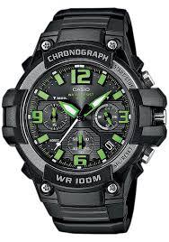 Наручные <b>часы Casio MCW</b>-<b>100H</b>-3A — купить в интернет ...