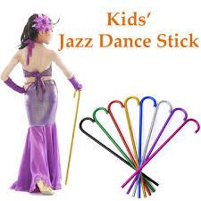 <b>65cm</b> children kids jazz dance stick rob crutch belly dance stage ...