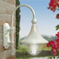 Lanterna Da Parete : Dione lampada lanterna da esterno giardino illuminazione esterni