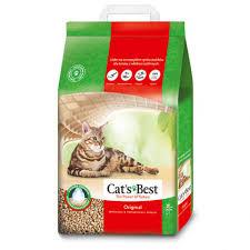 <b>Cats Best</b> Original Комкующийся <b>Наполнитель</b> для Кошек купить в ...