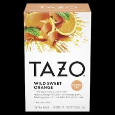 <b>Wild</b> Sweet Orange | TAZO® <b>Tea</b>