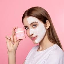 <b>Увлажняющая маска для</b> лица с маслом ши и экстрактом ванили ...