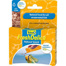 <b>Tetra FreshDelica Brine Shrimp</b> 80g