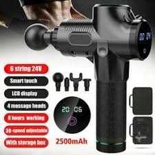 Fascia Massage Gun Electric massage gun Muscle relaxation ... - Vova