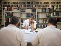 recidivism rand offenders and write papers inside the southwestern baptist theological seminary library located in the darrington
