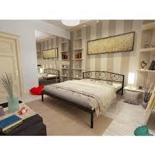 <b>Кровать Стиллмет Дарина</b> коричневый 8017 160x200 ...