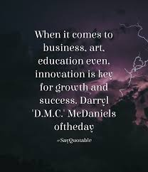 quote about most people are other people people individual quote image of when it comes to business art education even innovation is