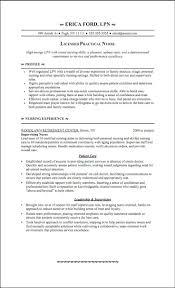 resume examples lpn resume objective licensed practical nurse resume carer build sample objectives in resume for nurses