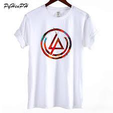 <b>New 100 Cotton</b> Shirts For <b>Women</b> Fashion Linkin Park Design T ...