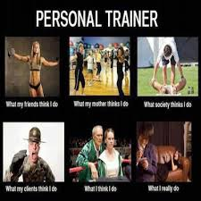 Personal Trainer Meme, Doesn't get any sexier | Infidel Fitness via Relatably.com