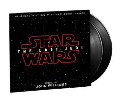 John Williams. <b>Star Wars</b>: The Last Jedi (Original Motion Picture ...