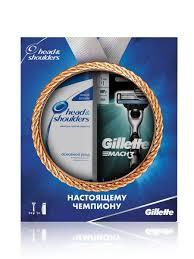 ПН <b>Gillette Mach3</b> бритва с 1 сменной кассетой и ...