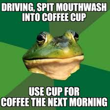 It was refreshingly minty - Meme Fort via Relatably.com