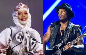 D'Angelo and <b>Erykah Badu</b> team up on Slingbaum's haunting new ...