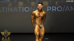 FIF Mortal Battle Pro/Am 2019 - <b>Men's</b> Bodybuilding (<b>Superbody</b> ...