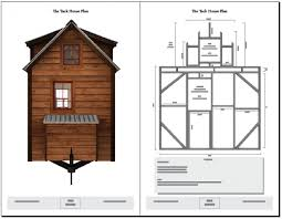 Plans   Tiny House PinsTiny House Plans  The Tack House Plan by Chris  amp  Malissa