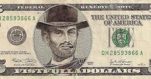 Dollar Dollar Bill Yall, The Cult of Celebrity On US Currency - Rusty ...