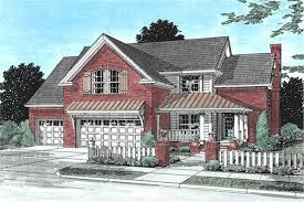 Traditional  Country House Plans   Home Design Fillmore        middot  Main image for house plan