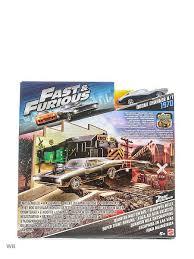 Форсаж: <b>Игровой набор Mattel</b> 4961178 в интернет-магазине ...