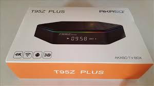 Review: <b>T95Z</b> PLUS 4K S912 3GB <b>Android TV</b> Kodi <b>BOX</b> ...