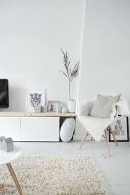 White pastel <b>Nordic living room</b> / - DIY Ideen in 2020 | <b>Nordic</b> living ...