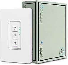 Smart Dimmer Switch for LED Lights - <b>NTONPOWER</b> 2.4Ghz WiFi ...