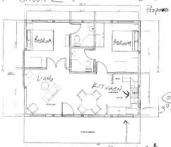 Rod    s Cabin   Home  amp  Cabin   Morton Buildings    CO   Floor Plan