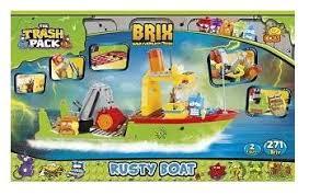 <b>Конструктор Cobi Trash</b> Pack Brix 6263 Ржавое судно — купить по ...